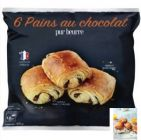 6 pains au chocolat