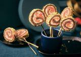 8 lollipops aperitives