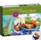 8 nems aux legumes