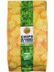 photo Chips de pommes de terre bio