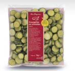 courgettes sans residu de pesticides