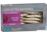 crevettes entieres tropicales crues 40 a 60 au kg