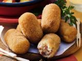 croquetas au jambon