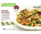 eminces de poulet tagliatelles completes et legumes facon wok