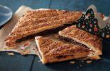galette des rois chocolat et noisette