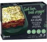 lasagnes aux legumes