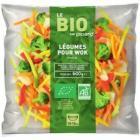 legumes pour wok bio