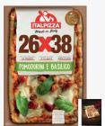 pizza xl a la tomate et au basilic