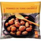 poelee de pommes de terre grenaille