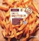 pommes de terre inedites facon rustique