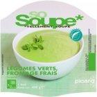 soupe legumes verts au fromage frais