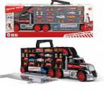 camion de transport de vehicules