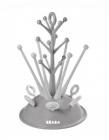 egoutte-biberons arbre - gris