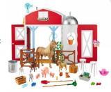 Poupée Barbie - La ferme aux animaux