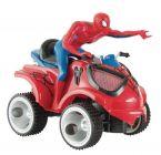 photo Véhicule télécommandé Quad Spider-Man