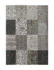 tapis louis de poortere vintage motif patchwork