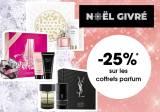 -25% sur les coffrets parfums - bons plans beaute