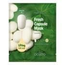 fresh capsule mask cocoon silk masque visage cocon de soie