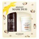 sweet mask duo duo de masques skinfood