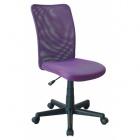 chaise de bureau - tylo - violet