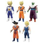 dragon ball z - pack de 5 figurines dragon ball