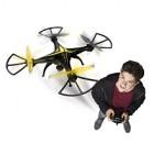 drone spy racer 31 cm 24 ghz avec camera