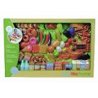 just like home - coffret deluxe epicerie 120 pieces