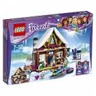 lego friends - le chalet de la station de ski - 41323