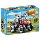 playmobil - nouveaute 2018 - grand tracteur agricole - 6867