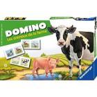 ravensburger - domino les animaux de la ferme