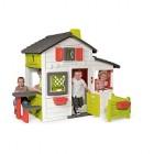 smoby - maison friends house sonnette