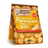 photo Biscuits apéritifs sablé parmesan/moutarde MICHEL ET AUGUSTIN