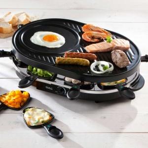 rac3-fe appareil a raclette gril quigg
