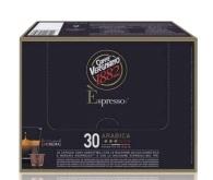 capsules espresso caffe vergnano x 30