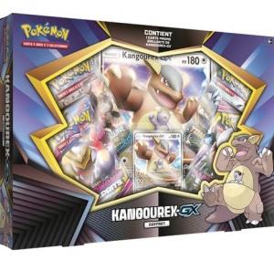 coffret exclusif kangourex-gx - pokemon asmodee