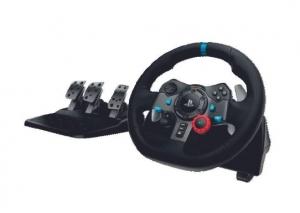 logitech volant de course g29 driving force