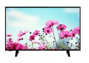 clayton tv led 4k uhd - 108 cm - cl43udh19bsw - noir
