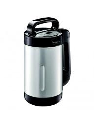 moulinex blender chauffant - yy4550fg - noir/inox
