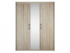 Conforama Promo armoire 3 portes 1 miroir austral