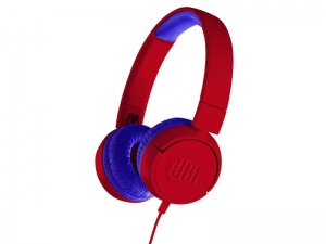 CASQUE FILAIRE HIFI J B L JR300 RED