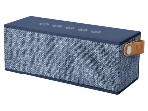 ENCEINTE BLUETOOTH FRESH'N REBEL BRICK BLEU ROCKBOX