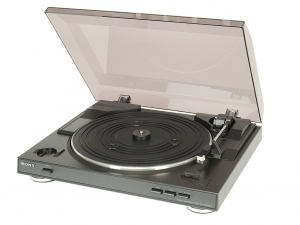 Darty Promo Platine Vinyle Sony Ps Lx300 Noir