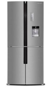 refrigerateur multi-portes schneider scmd418wdx