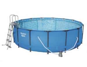 piscine tubulaire bestway o 457x122 cm