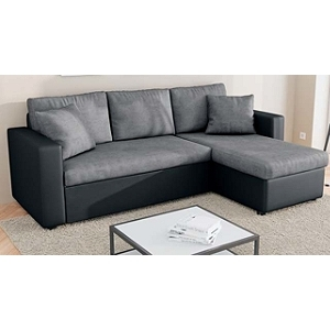 leclerc promo canape dangle convertible 3 places. Black Bedroom Furniture Sets. Home Design Ideas