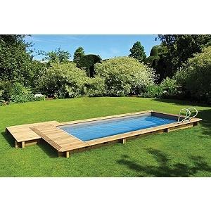 Leclerc promo piscine bois 13 for Piscine leclerc