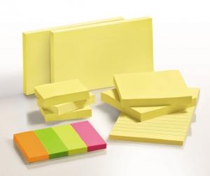 blocs-notes adhesifs