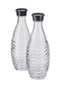 carafes en verre crystal pour gazeificateur