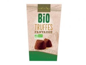 truffes fantaisie au chocolat bio