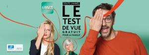 GRATUIT : LE TEST DE VUE POUR TOUTE LA FAMILLE